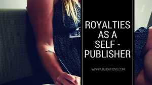 Royalties as a Self-Publisher