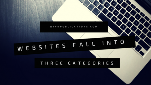 Websites Fall Into Three Categories
