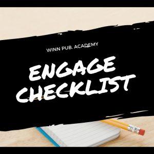 Engage Checklist