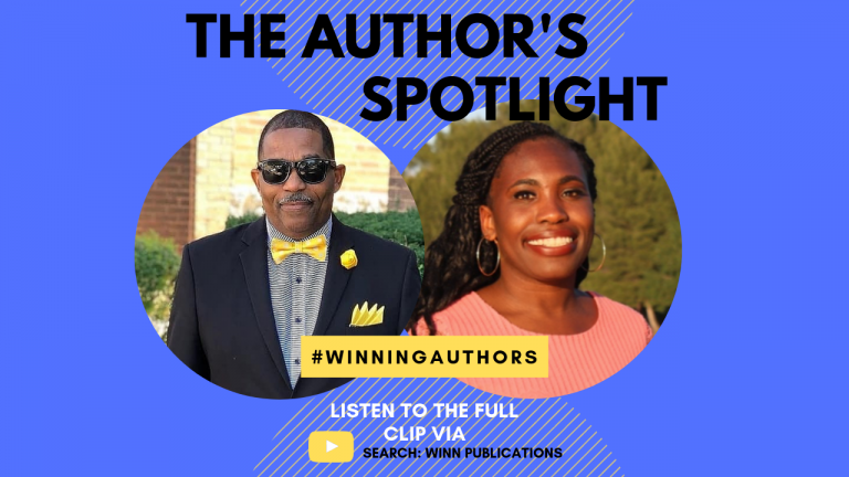 The Author's Spotlight With Author Sylvester Bell