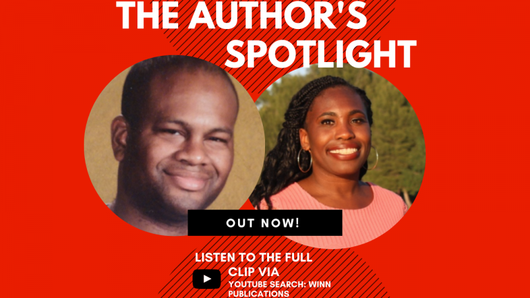 The Author's Spotlight With Author Ken Harris