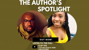 The Author's Spotlight With Author Robertson Greene
