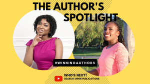 The Author's Spotlight With Kreshay