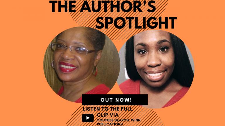 The Author's Spotlight With Author Joyce Fields