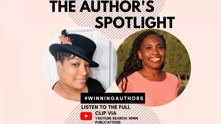 The Author's Spotlight With Author Laverne Benton
