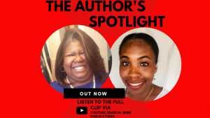 The Author's Spotlight With Author Jacqueline James