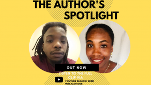 The Author's Spotlight With Author Tray Vidal