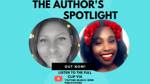 The Author's Spotlight With Author A N Johnson