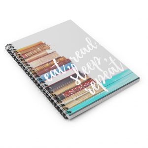 My Life – Spiral Notebook – Ruled Line