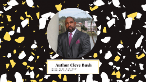 Winn Publications' Author Cleve Bush