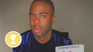 The Author's Spotlight | Bernard Buie