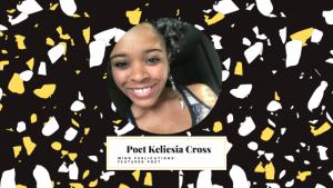Featured Poet Keliesia Cross