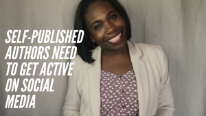 Also On YouTube | Self-Published Authors Need To Get Active On Social-Media