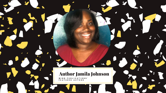 Featured Author Jamila Johnson
