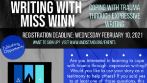 And I Stand & Winn Publications LLC Announce Official Collaboration To Help Trauma Victims