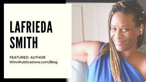 Featured Author Lafrieda Smith