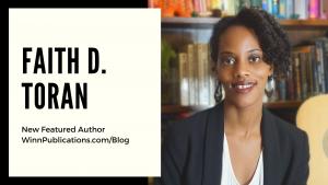 Featured Author Faith D. Toran